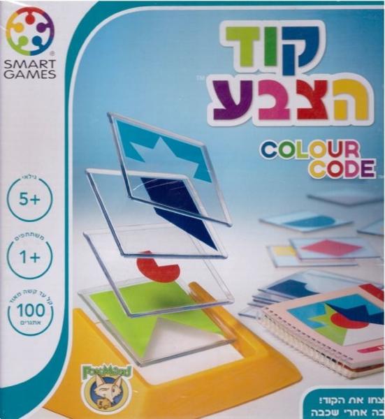 תמונה של משחק חשיבה קוד הצבע פוקסמיינד