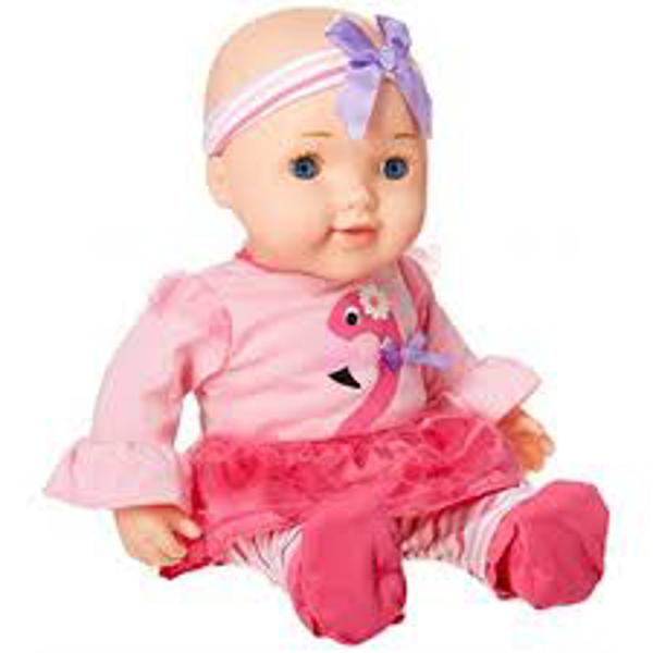 תמונה של בובת תינוק מוצץ