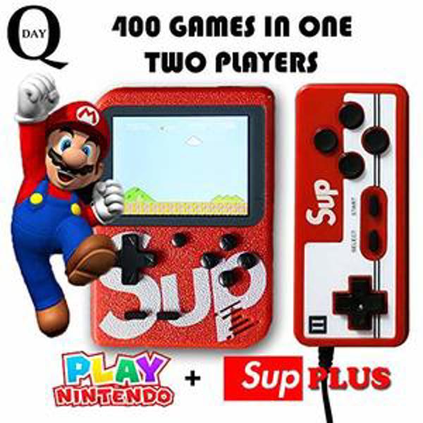תמונה של SUP קונסולת משחקים גיימבוי עם שלט