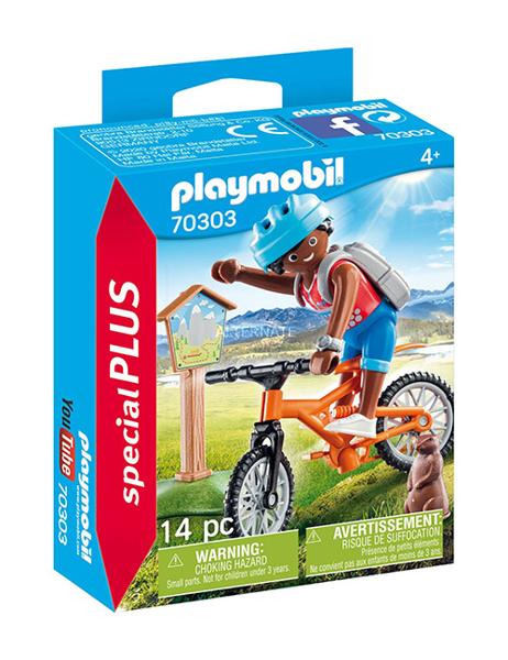 תמונה של פחיימוביל ספיישל רוכב אופני הרים 70303