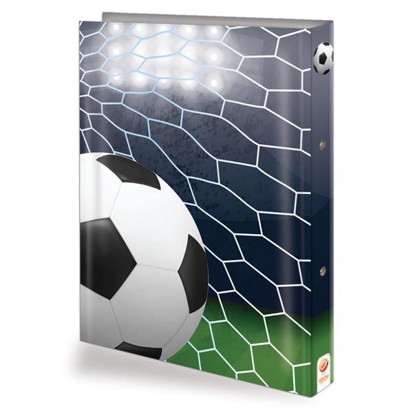תמונה של קלסר A4 קרטון כדורגל
